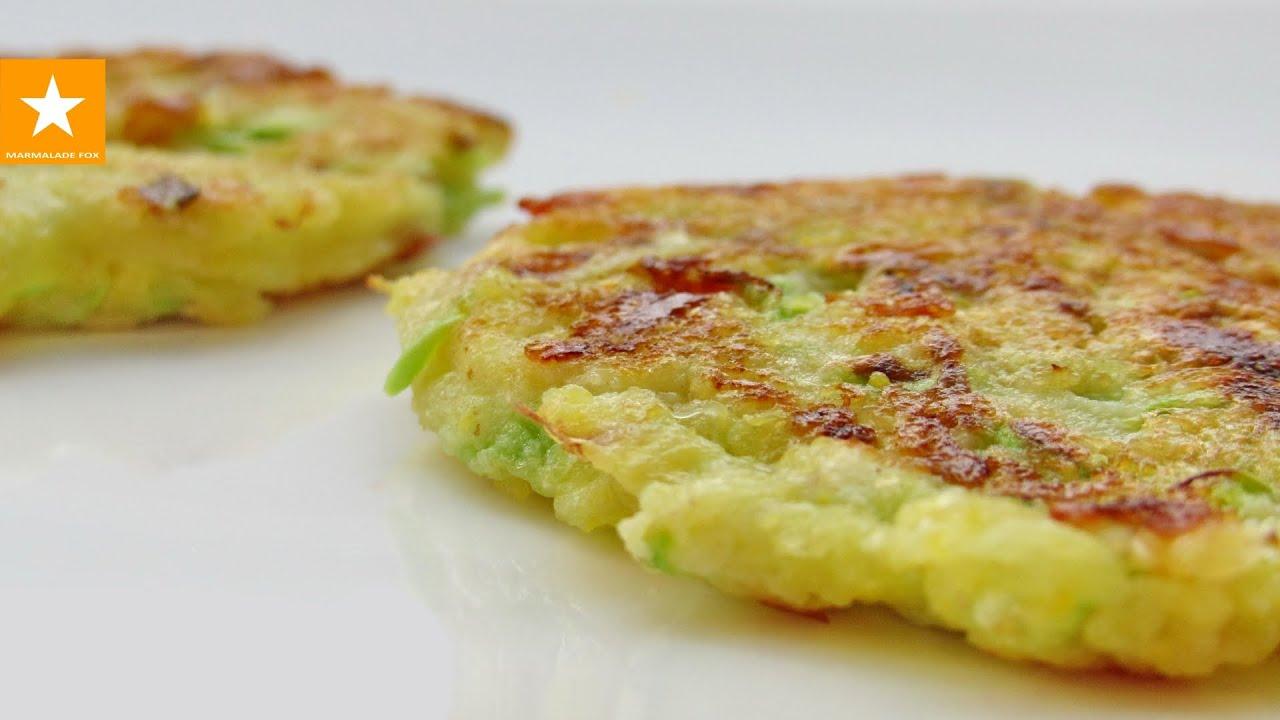 Оладьи из кабачков рецепт без яиц