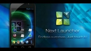 NeXt Launcher for Android