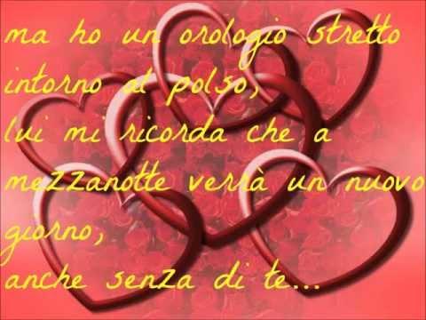 Cesare Cremonini – Ecco L'Amore Che Cos'è (Lyrics)