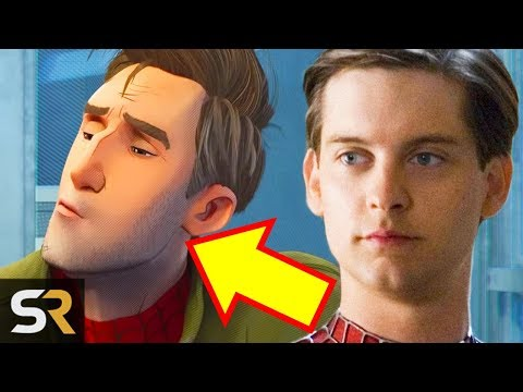 Spider-Verse Theory: Peter Parker Is Tobey Maguire's Spider-Man