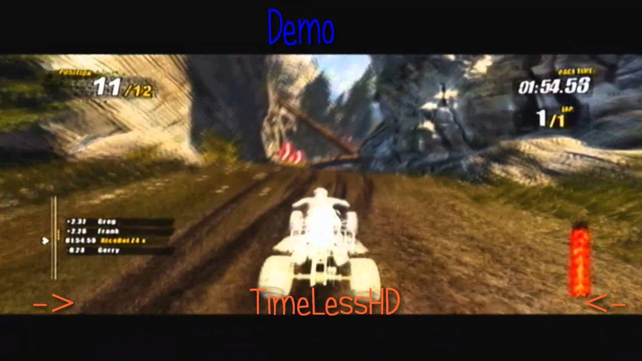Nail'd Demo Gameplay Xbox 360