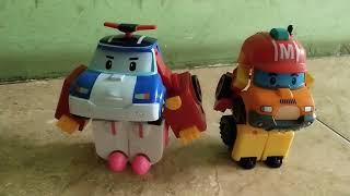 Robocar-Tobot Tritan by Vier