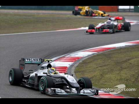 Chinese Grand Prix 2010 in pictures - Show in every minutes