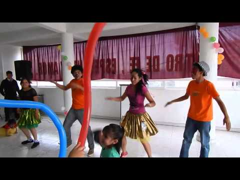 ya ya - xtreme kids - Coreografia Centro de Fe, Esperanza y Amor Ixtapaluca