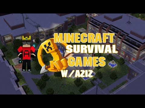 Minecraft  Survival Games - B�l�m 2