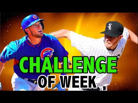 CHALLENGE OF THE WEEK | BRYANT VS CHRIS SALE | MLB THE SHOW 16