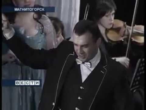 Ретро-шлягеры от трёх баритонов. Магнитогорск. 18.04.2014