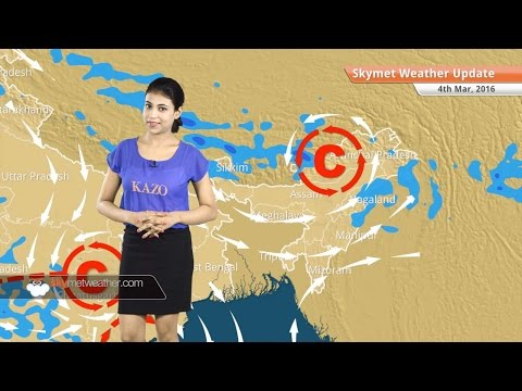 Weather Forecast for March 04: Rain in Delhi, North India after long dry spell