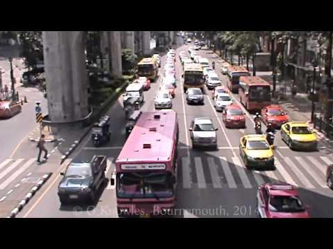 Pathumwan District, Ratchaprasong, Erawan Shrine, Central World, Bangkok, Thailand. ( 8 )