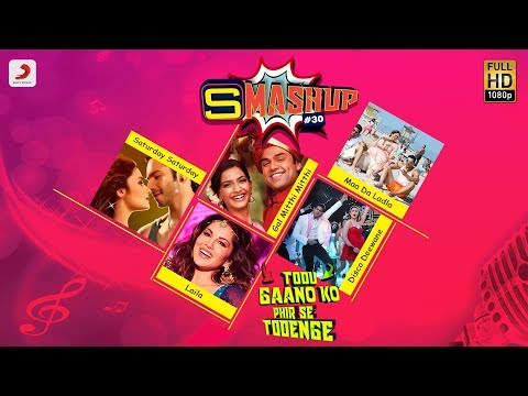 9x Jalwa Smashup #30 by DJ Dalal | Sony Music India