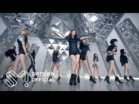 Girls' Generation  the Boys music Video (kor Ver.) video