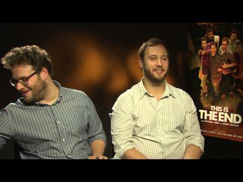 Seth Rogen & Evan Goldberg Play Would You Rather