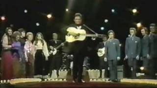 Watch Johnny Cash Belshazzar video