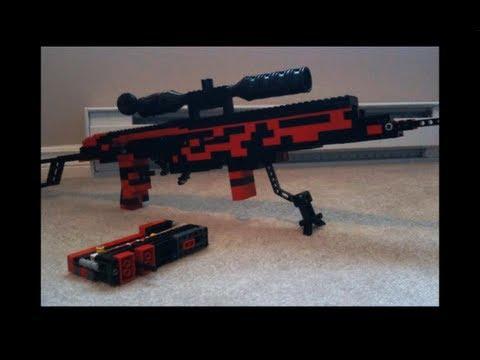 Lego Sniper Rifle