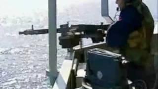 Marinha de Portugal combate piratas da Somália.