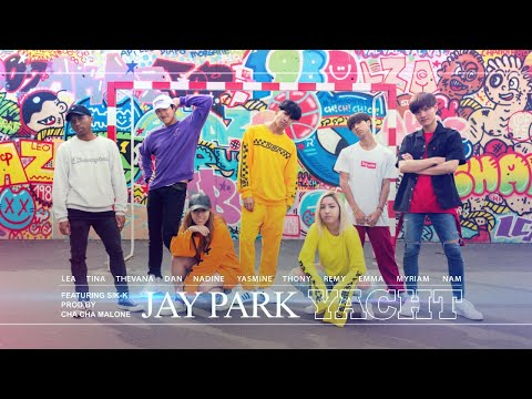 Jay Park (박재범) - YACHT (feat. Sik-K) dance cover by RISIN' CREW from France