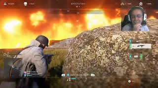 Live: Battlefield 5 Firestorm: Why us? Why not?