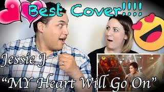 """Jessie J《My Heart Will Go On》 """"Singer 2018"""" Episode 9