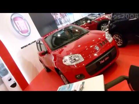 2014 Fiat Uno Vivace 2014 video review Caracteristicas versión Colombia
