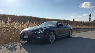 2017 BMW 650i xDrive Convertible - Review