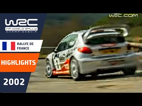 WRC Daily Highlights: Corsica 2002 Day 3: 26 Minutes