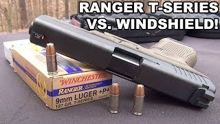 Ranger T-Series vs.  Windshield!  Deflection and Gel Test