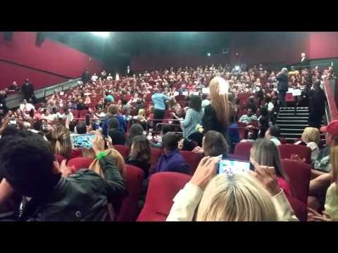 Michael Bay Speech At Premiere Of 13 Hours: Secret Soldiers Of Benghazi