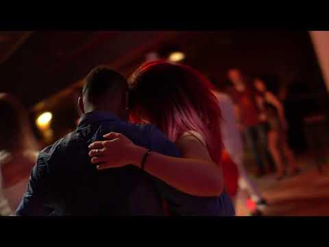 Cassandra & Jeramie in Social dances at PZC2019 ~ Zouk Soul