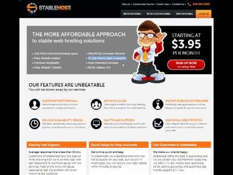 Website Hosting Reviews 2014 - Web Hosting Comparison
