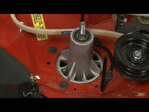 Spindle Assembly - Craftsman Riding Lawn Mower