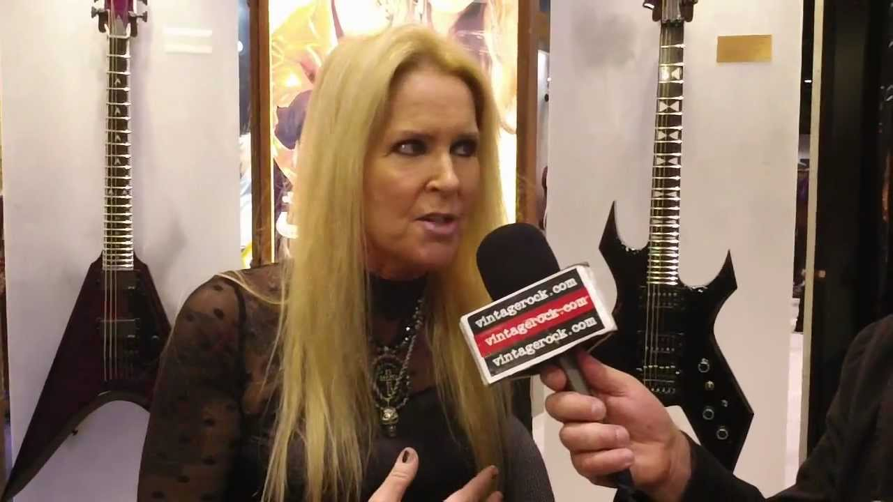 2012 Namm Lita Ford Interview Youtube