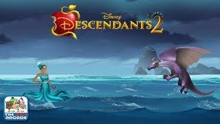 Descendants 2: Mal VS Uma - As New Leader of the Isle, Uma Wants Revenge (Disney Games)