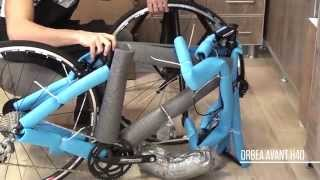 Orbea Avant H40 Bisiklet Kurulumu - Unboxing and Assembly