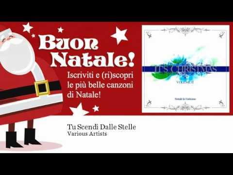 Alex Baroni – Tu Scendi Dalle Stelle – Natale