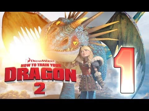 How to Train Your Dragon 2 // Gameplay / Walkthrough Part 1