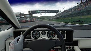 Gran Turismo Sport VR - Lamborghini Countach 25th Anniversary '88 Gameplay