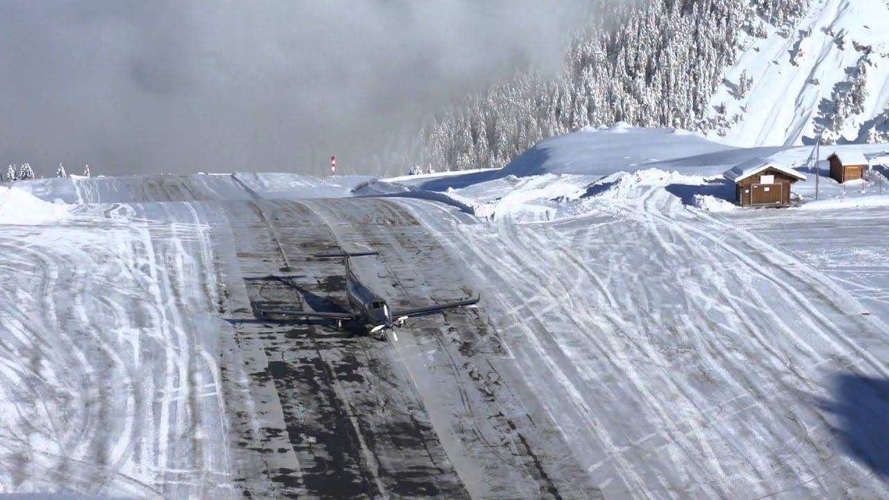 Dangerous Airplane Landings The Most Dangerous Landing in
