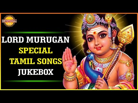 Lord Murugan | Thai Poosam Murugan Tamil Songs Jukebox | Tamil Devotional Songs | Devotional TV