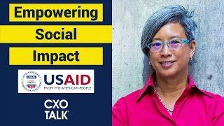 Non-Profit Social Impact with Lean Startup Principles (CXOTalk #314)