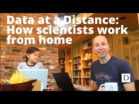 Data at a Distance