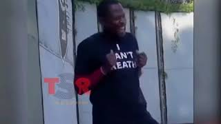 MARTIN LAWRENCE SHOWING OFF HIS DANCING SKILLS
