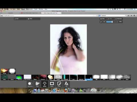 video how to delete a background on pixlr