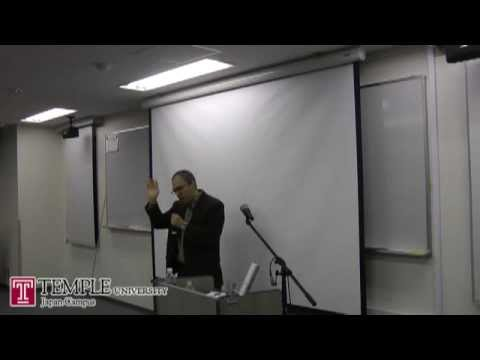 Public Lecture Video (3.8.2012): Extreme Japan: How the country will both soar and sink