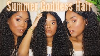 Beyoncé Inspired Summer Hair | WowAfrican Brazilian Lace Wig