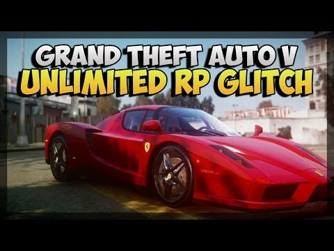 GTA 5 Glitches - Unlimited RP Glitch 1.12 - How To Rank Up Fast On GTA 5 Online (GTA 5 Glitches) klip izle