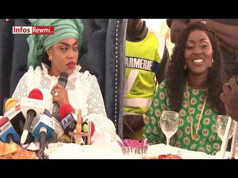 Dernière minute! Sokhna Adja Saliou ne va pas faire le magal chez Sokhna Aïda à Ngabou