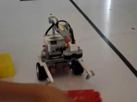 MINDSTORMS EV3 - CENTRO BOLIVIANO DE ROBOTICA EDUCATIVA