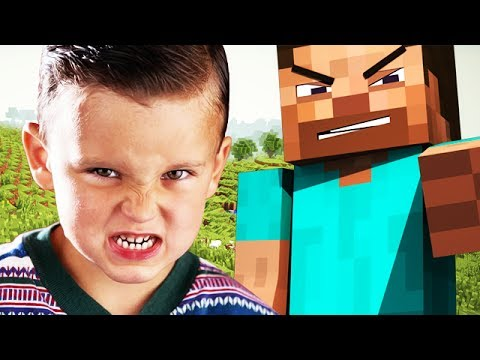 Trolling ANGRY Squeaker His FRIENDS on MINECRAFT Minecraft Trolling
