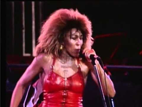 Tina Turner - Proud Mary (Live In Rio Of Janeiro)