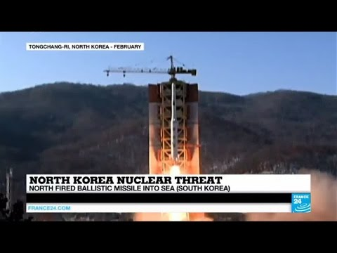 "North Korea fires ballistic missile into sea: ""Pyongyang is running out of options"""